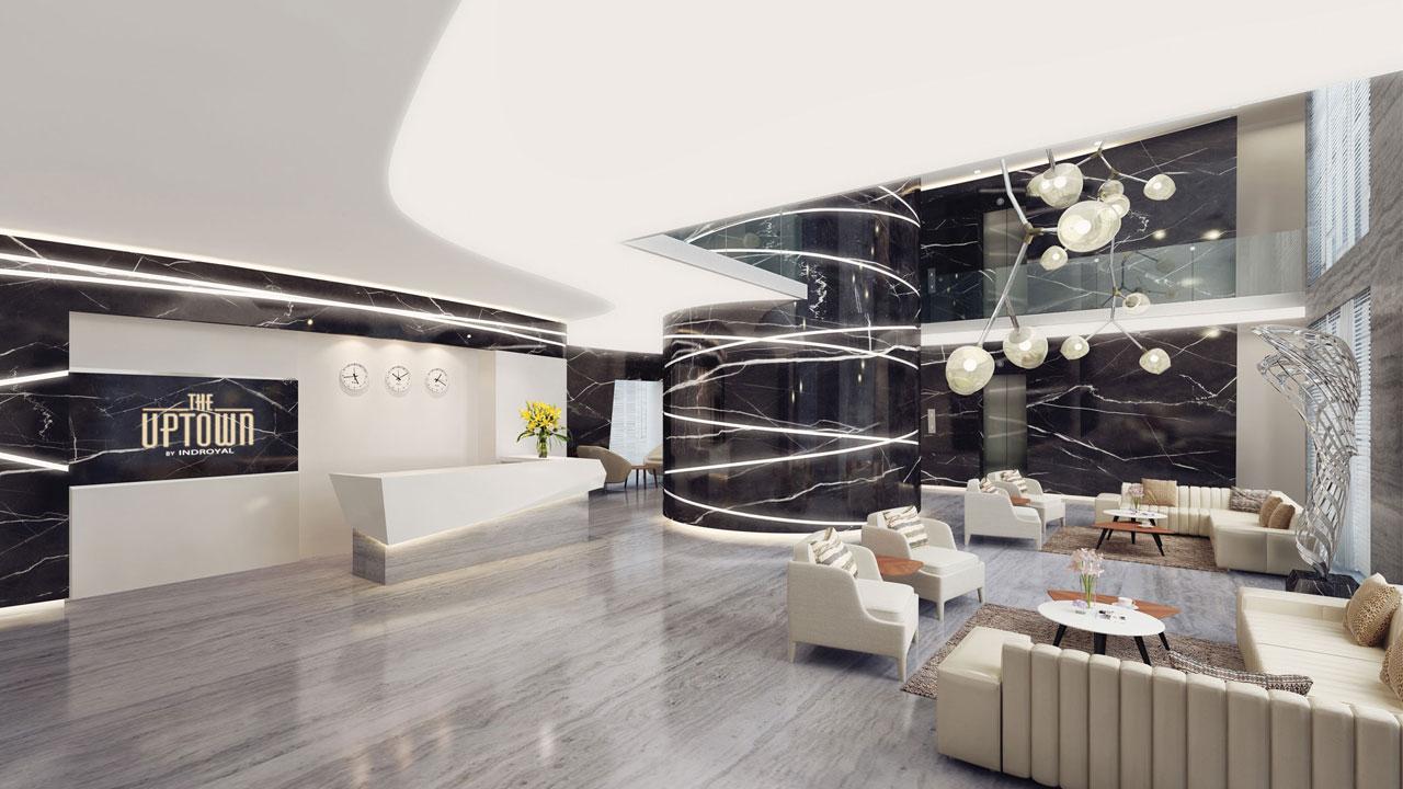 Indroyal Lobby