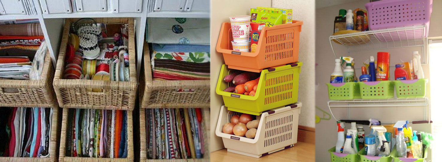 Baskets-to-Organize