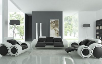 Modern Living Room Furniture Ideas for Your Condo