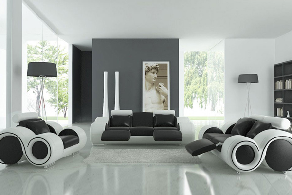 Modern Living Room Furniture Ideas For Your Condo Indroyal Properties
