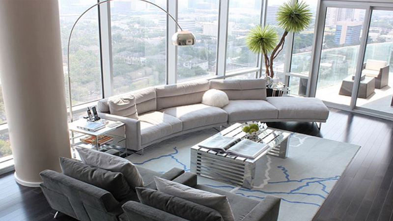 furniture for condo living. If You Have A Spacious Condo, May Cop This Living Room Design. Make Use Of Your Space And Get Huge Sofa Or Other Furniture For Matter, Condo